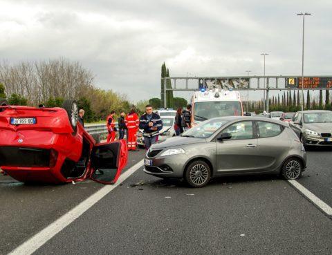 lesioni colpose stradali