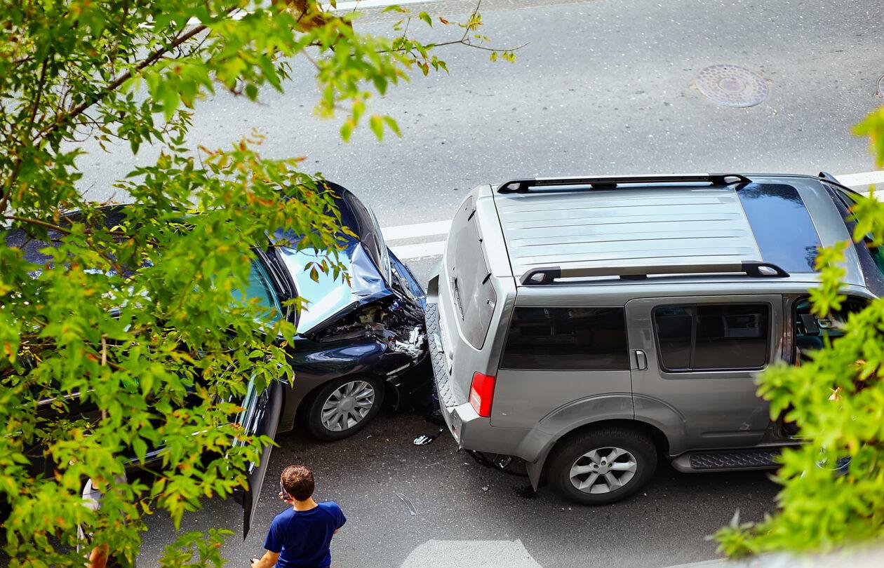 L'incidente stradale nella guida in stato di ebbrezza