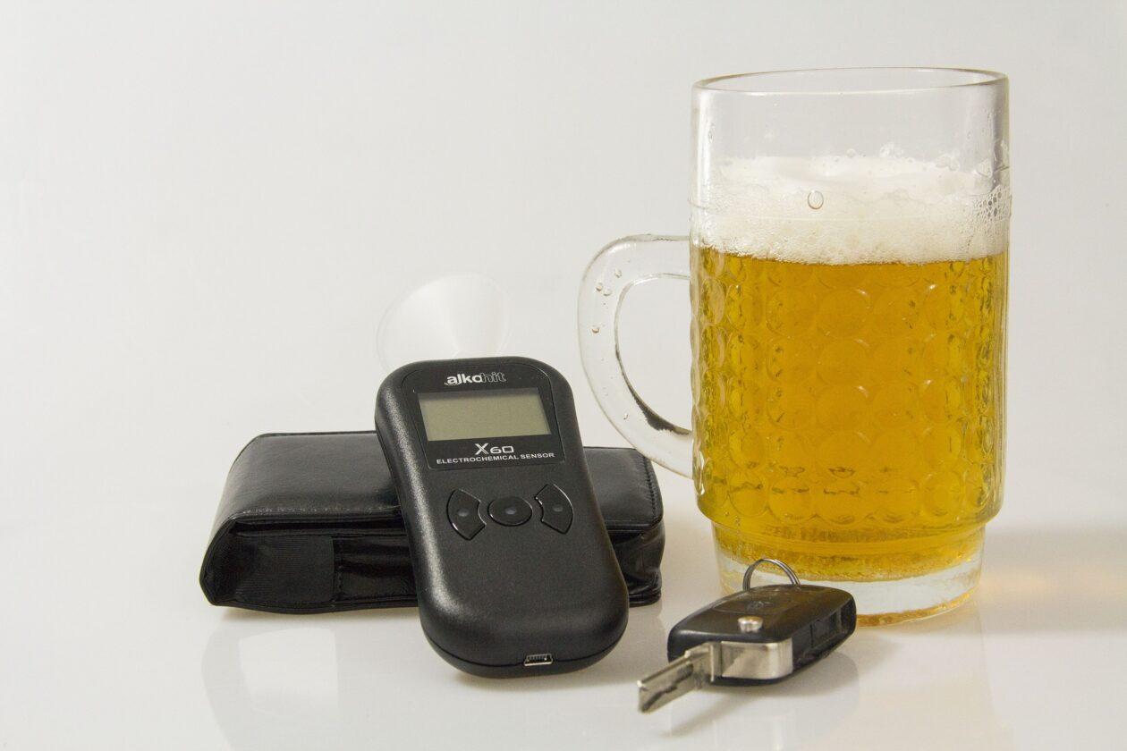 misurazioni dell'etilometro